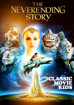 Classic Movie Kids The Neverending Story
