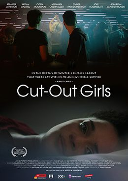 Cut Out Girls at The Bioscope