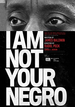 I Am Not Your Negro at The Bioscope