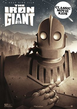 The Iron Giant at The Bioscope this October