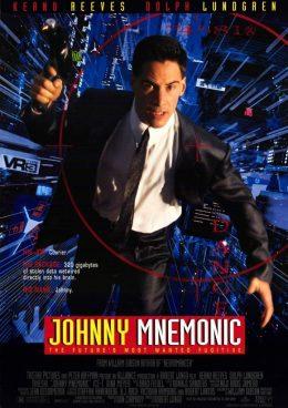 Screening of 'Johnny Mnemonic' at The Bioscope