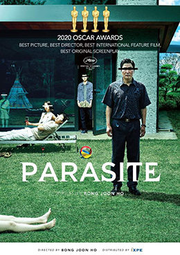 Screenings of Parasite at The Bioscope