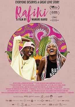 Rafiki The Bioscope final poster