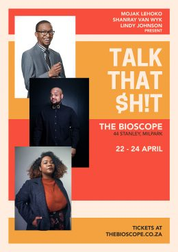 Talk That $h!t - Live Stand-up Comedy Triple Bill