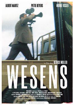 Screenings of 'Wesens' at The Bioscope