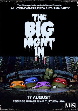 The Big Night In presents: Teenage Mutant Ninja Turtles